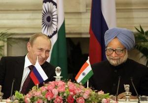 Путин пообещал продать Индии 200 истребителей и не торговать оружием с Пакистаном