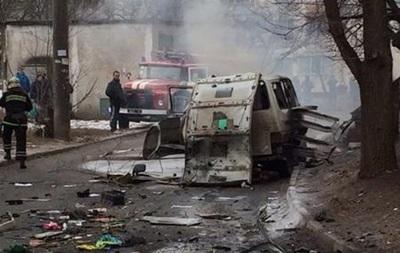 Лікарі розповіли про стан постраждалих під час вибуху авто в Харкові