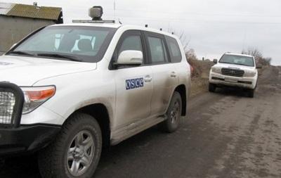 Германия и Россия сообщили об удвоении миссии ОБСЕ в Украине