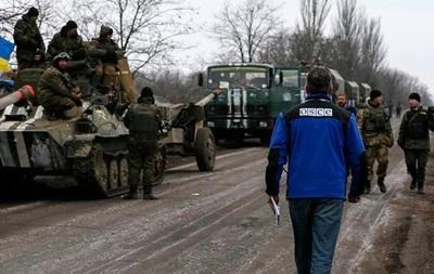 Німеччина готова до більшої підтримки ОБСЄ на Донбасі