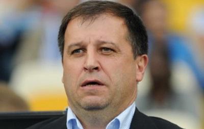 Тренер Зари: Это колхоз, а не Премьер-лига Украины