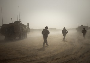 Потери коалиции в Афганистане превысили две тысячи человек