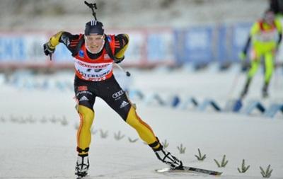 Биатлон: немецкий триумф в гонке преследования на чемпионате мира, украинцы - вне десятки