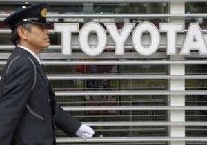 Toyota выплатила американскому правительству  рекордный штраф в $16,4 млн