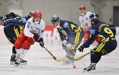 Україна відмовилася від участі в ЧС з хокею із м ячем з політичних мотивів