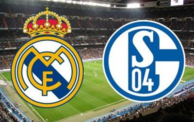 Реал Мадрид - Шальке 0:1 Онлайн трансляція матчу 1/8 фіналу Ліги чемпіонів