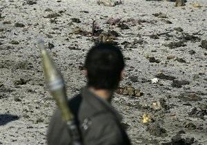 Министр обороны Болгарии попал под обстрел в Афганистане