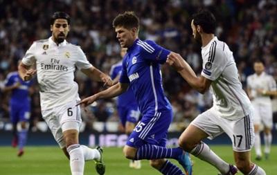 Реал пропустил четырежды, но прошел Шальке в Лиге чемпионов