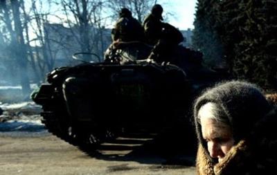 Опера і танки на східноукраїнському фронті - репортаж ВВС