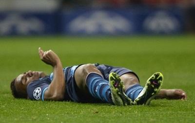 Капитан Порту попал в больницу во время матча Лиги чемпионов