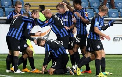 Черноморец не будет играть в Киеве домашние матчи чемпионата Украины