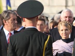 Секретариат Ющенко упрекнул Тимошенко в увеличении численности ее аппарата