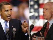 Обама упрекнул Маккейна в дебатах с самим собой