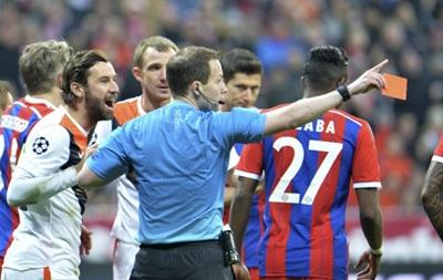 Экс-арбитр FIFA: Удаление Кучера - абсолютно безмозглое решение рефери