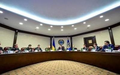 СНБО определил границы районов Донбасса с особым порядком самоуправления