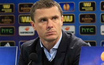 Ребров: У Києві буде зовсім інша гра, і Динамо буде іншим