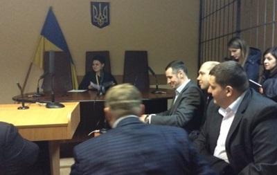 Суд снова отказался арестовывать судью Вовка