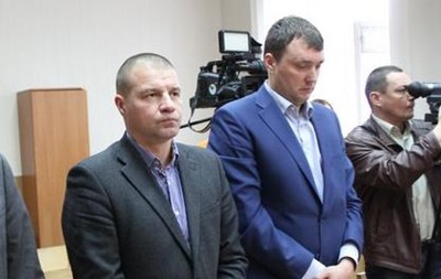 Судье Кицюку надели электронный браслет и отпустили