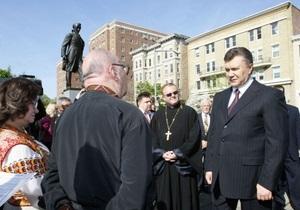 Диаспора требует от Януковича уволить Табачника и забрать назад свои слова о Голодоморе