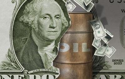 Цена на нефть Brent упала до $54,67 за баррель