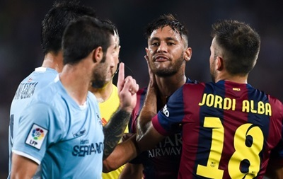Ейбар - Барселона 0:2 Онлайн трансляція матчу чемпіонату Іспанії