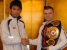 Украинский боксер-чемпион готов к защите титула