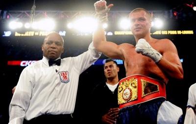 Бокс: Украинец Глазков стал обязательным претендентом на бой с Кличко