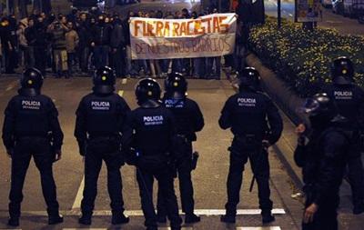 У Німеччині пройшов мітинг проти  американізації  Європи