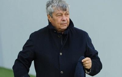 Луческу недоволен смещением игр чемпионата ради подготовки сборной
