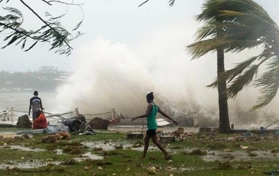 На Новую Зеландию надвигается шторм, готовятся к цунами