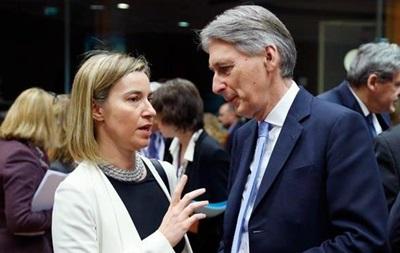 Відповідь ЄС на першу річницю анексії Криму: Санкції зберігатимуться