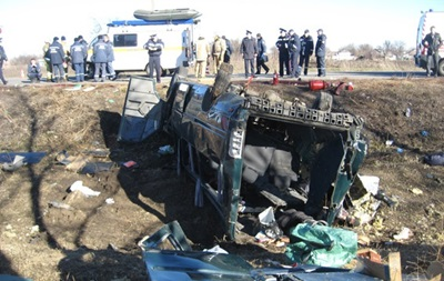 Число жертв резонансного ДТП на Полтавщине возросло до девяти