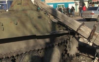 ДТП в Костянтинівці: в Генштабі припускають, що водій броньовика був п яний