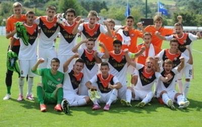 Шахтар пробився до півфіналу Юнацької ліги чемпіонів
