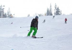 На Буковеле с начала сезона травмировались 23 лыжника