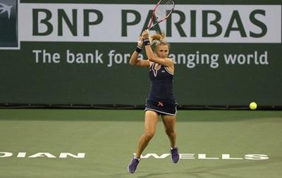 Украинка шокировала теннисный мир своим выступлением в США