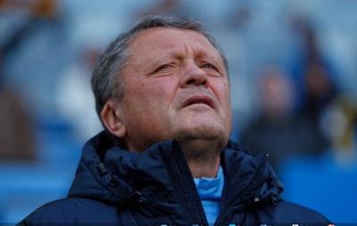Гендиректор Днепра: Маркевич выразил желание уехать во Львов