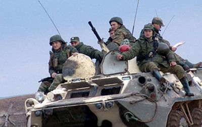Россия подняла по тревоге морпехов Черноморского флота