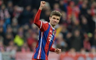 Нападающий Баварии: У нас самая мощная команда в текущей Лиге чемпионов