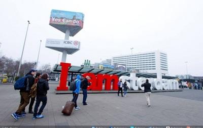 Дніпро оселився в Амстердамі навпроти Міжнародного центру моди
