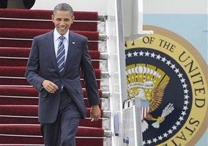 Обама прибыл в Польшу