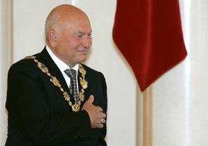 Лужков отмечает 74-летие