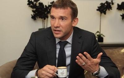 Андрей Шевченко: Англичане не будут играть только на оборону