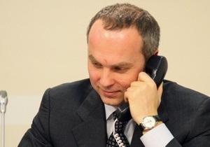 Шуфрич назначил начальником одесского управления МЧС сына Боделана
