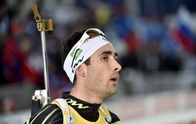 Українські біатлоністи провалили спринт на Кубку світу в Росії