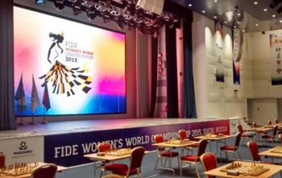 Четыре украинки вышли во второй круг чемпионата мира по шахматам