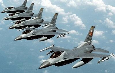 ВВС Эстонии и США начинают масштабные учения