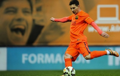 Гравець Барселони: Мессі - найкращий футболіст світу всіх часів