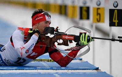 Биатлон: исторический успех канадца в гонке преследования, украинец  - 16-й