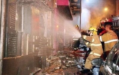 У Камбоджі внаслідок пожежі в нічному клубі загинули п ятеро людей